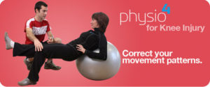 Physiotherapist teaching patient how to move properly and minimize risk