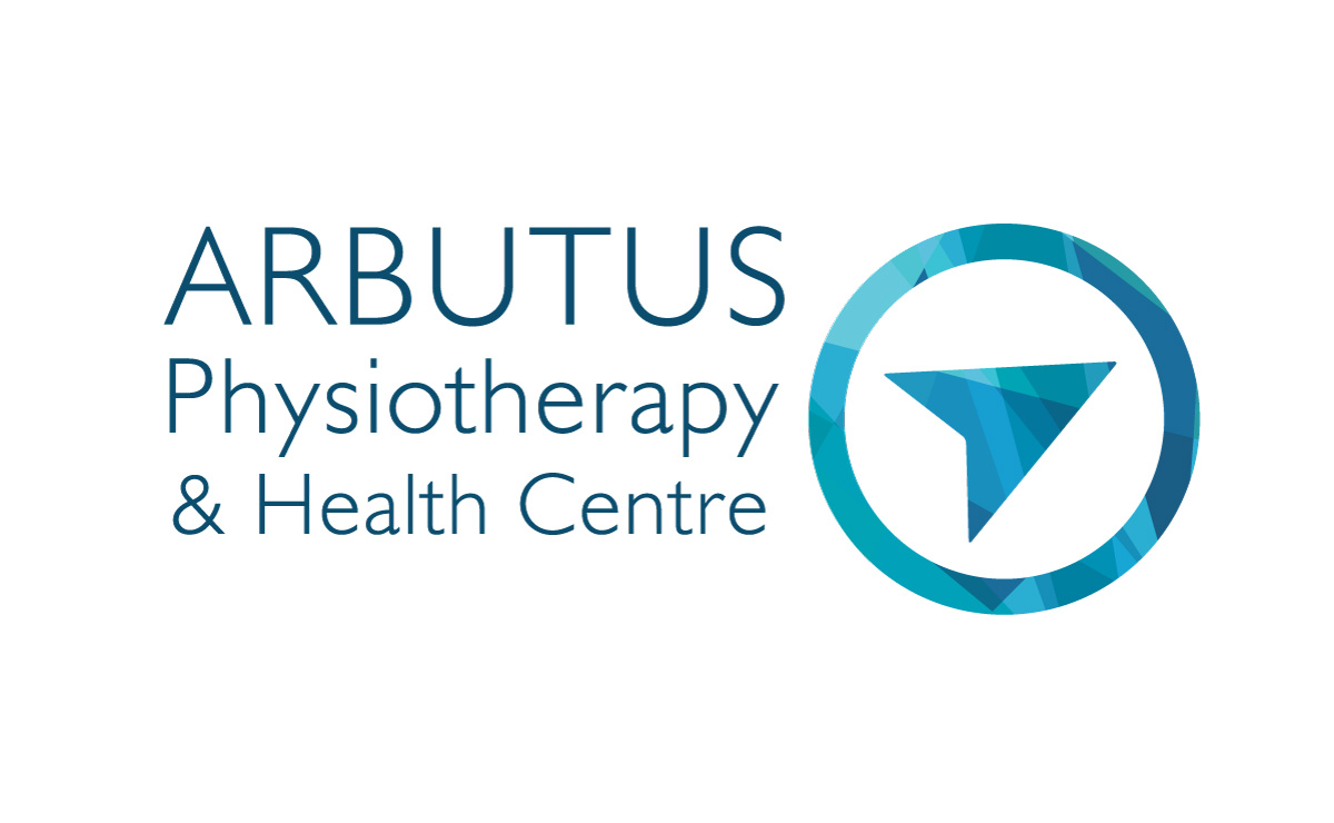 Full colour logo: Arbutus Physiotherapy and Health Centre