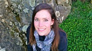 Head shot of Massage therapist Kristen Bradley