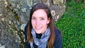 Head shot of Massage therapist Kristen Bradley