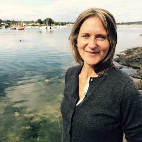 Kathy Pantalon, RMT, in Victoria