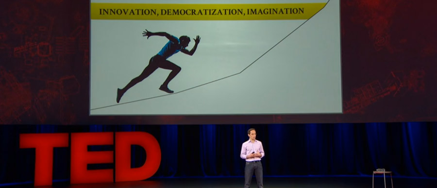 Innovation, democratization and imagintion in sport is pushing fields to new places