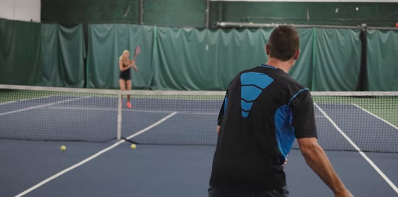 From professional hockey, to competitive tennis, to keeping up with family