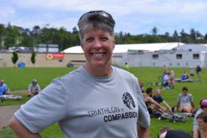 Carole Richer at Esquimalt Rec.