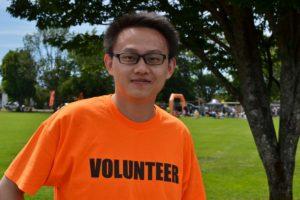 Volunteer at Tri of Compassion