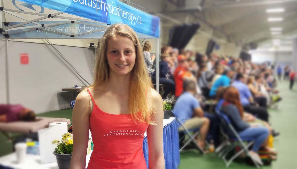 Leonie Solomon, Falcon Gymnastics