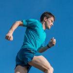 Jasper Blake runs