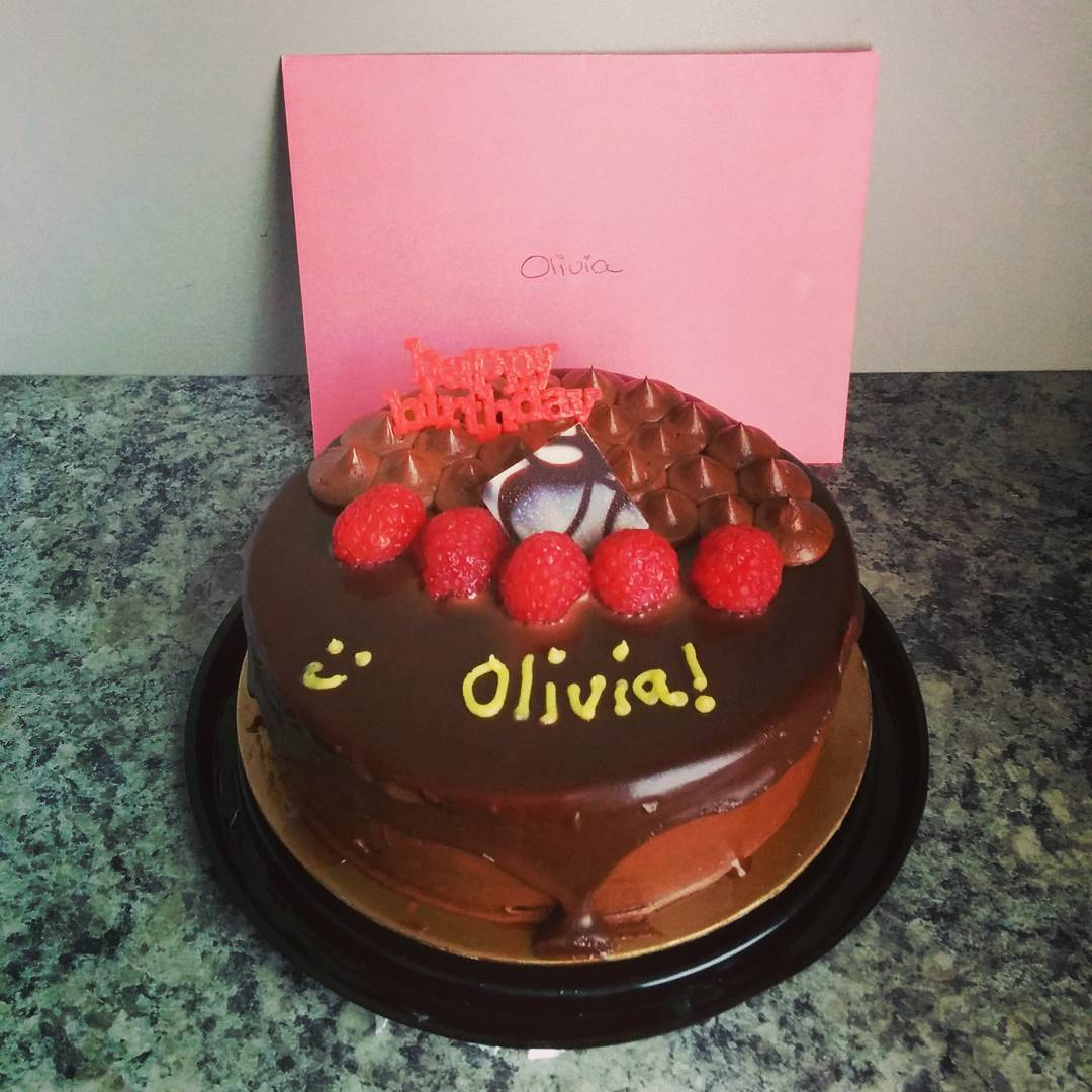Celebrating a Fantastic Human Being: Happy Birthday Olivia!