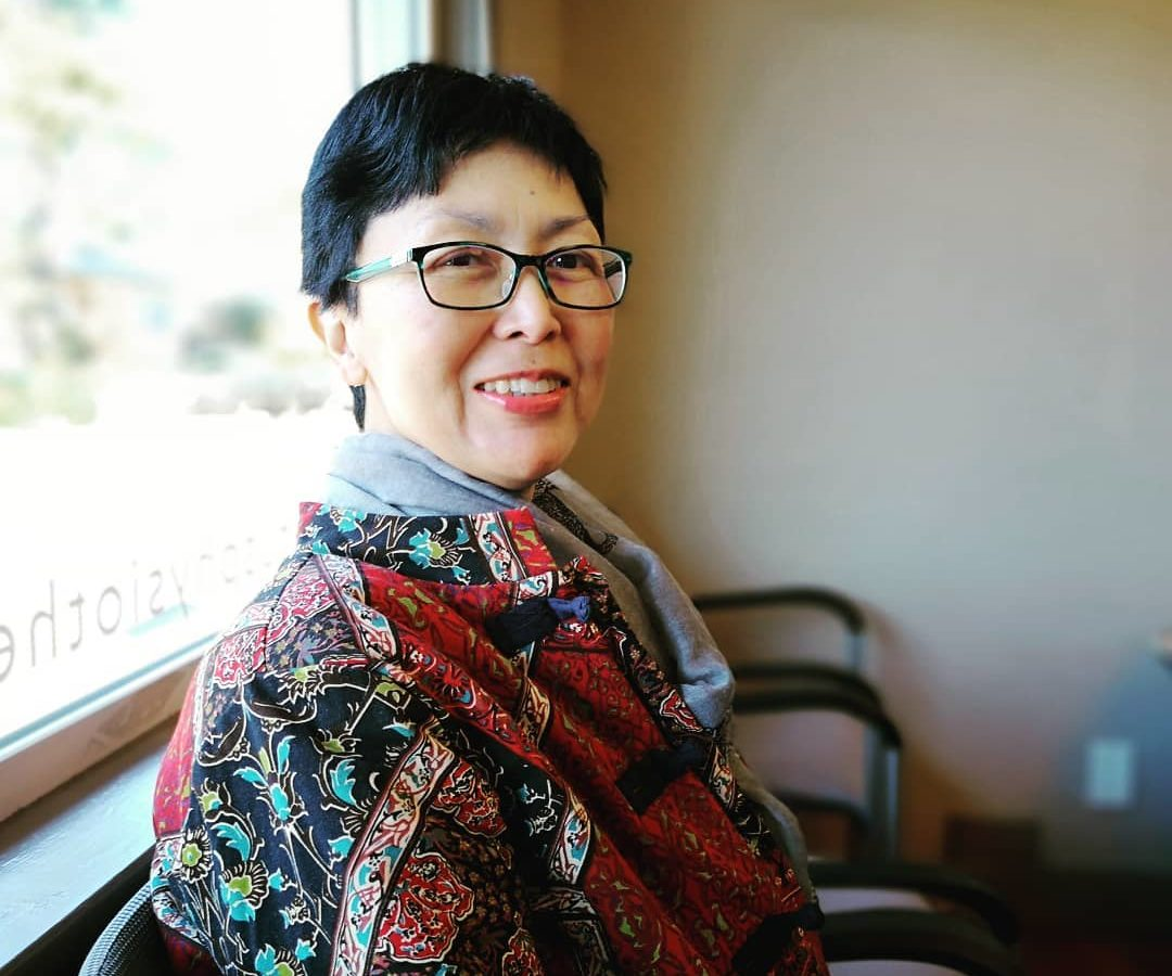 Gloria Chow has moved to Victoria from Vancouver, and lives in Oak Bay.