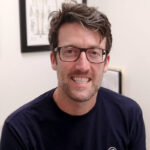 Andrew Mills, Physiotherapist, and vestibular therapist, in Victoria BC.